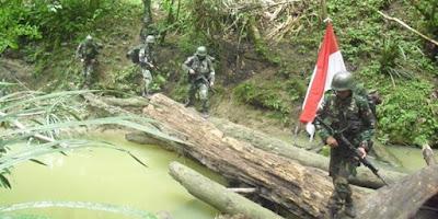 Prajurit TNI Temukan Kampung Tersembunyi yang Tak Pernah Ada di dalam Peta Papua
