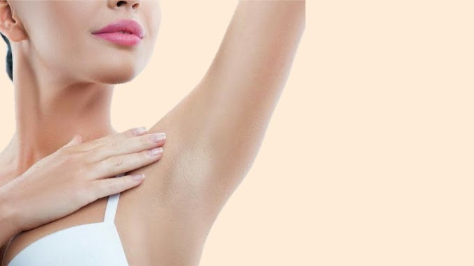 How To Remove Dark Underarms Naturally
