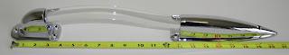 LED 12 volt Entry Assist Grab Handle Monaco style classacustoms