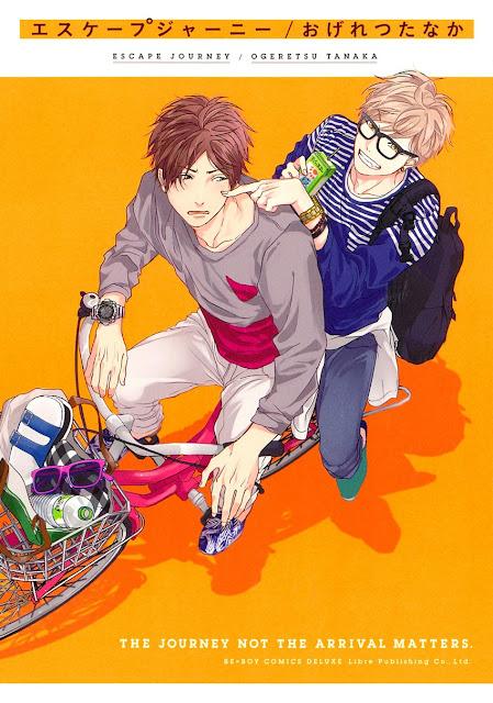 Actu Manga, Manga, Ogeretsu Tanaka, Taifu, Taifu Comics, Yaoi, Escape Journey,