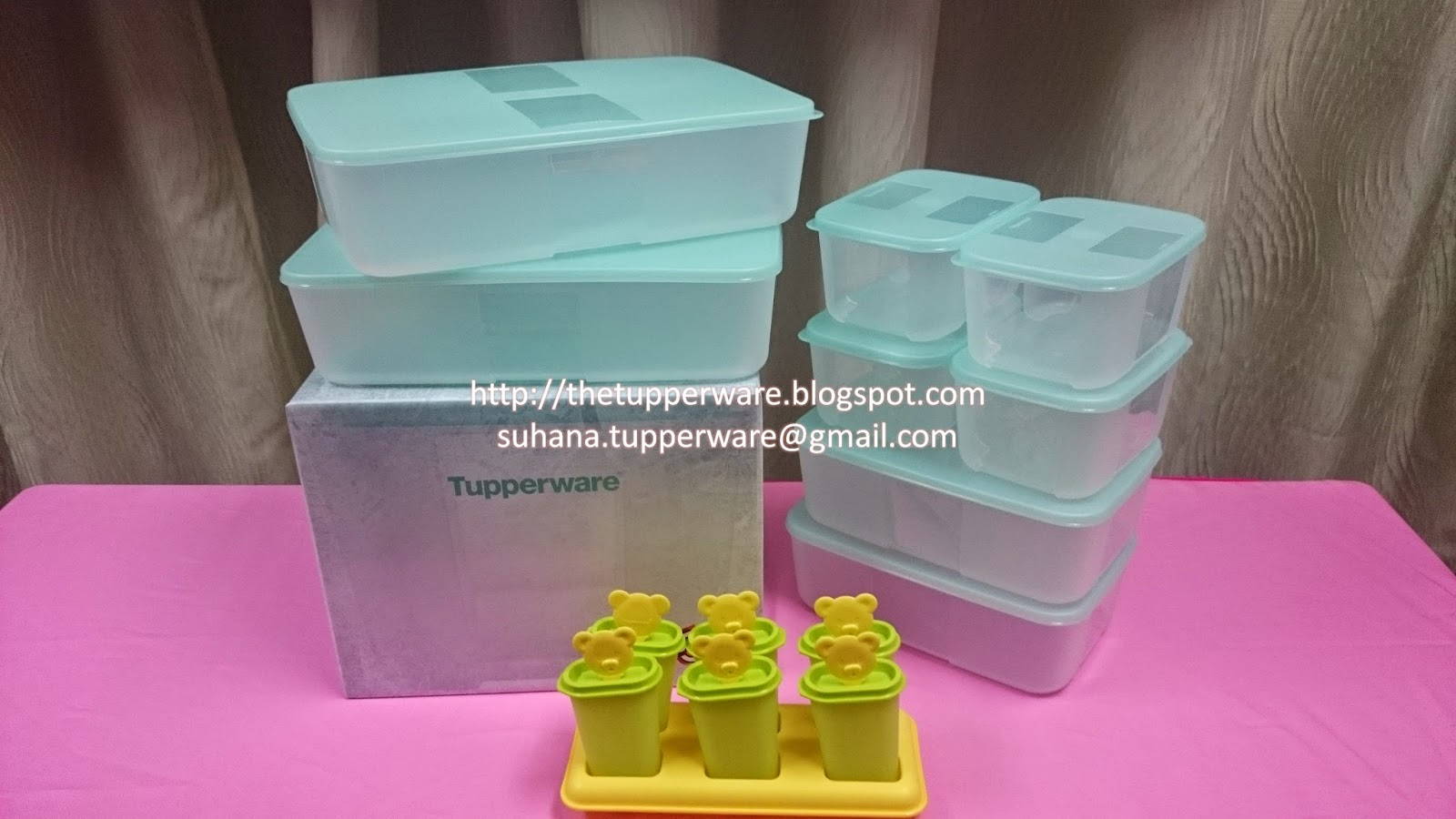 Tupperware Brands Malaysia Online | Catalogue | Collection ...