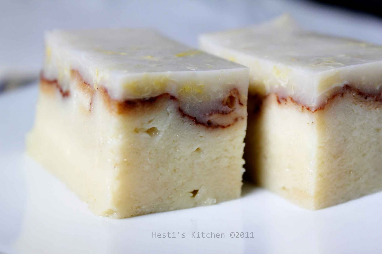 Resep Cake Kukus Hesti Kitchen: HESTI'S KITCHEN : Yummy For Your Tummy: Puding Roti