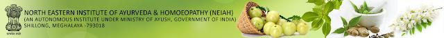 Recruitment Vacancy NEIAH