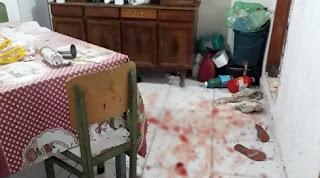 Homem diz que matou idosa e feriu esposa e sogra após vítimas o irritarem, na PB, diz polícia