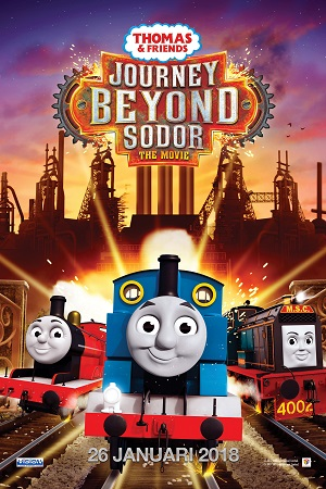 Jadwal THOMAS & FRIENDS: JOURNEY BEYOND SODOR di Bioskop