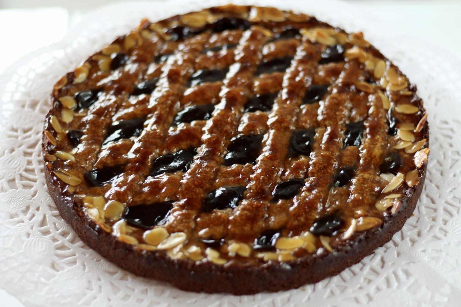 Linzer Torte - das klassische Rezept mit Videoanleitung