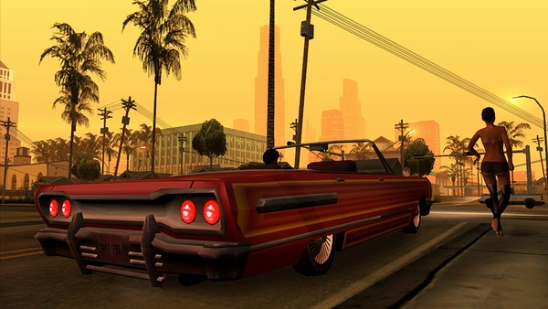 Grand Theft Auto [GTA]: San Andreas - (PS3) Torrent