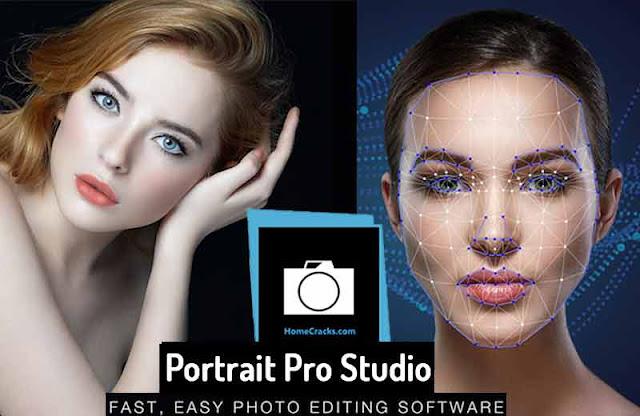 تحميل فلتر   Portrait Pro Studio   الجديد بتقنية الذكاء الاصطناعي  لتصحيح الإضاءة والماكياج في الصور وتنعيم البشره