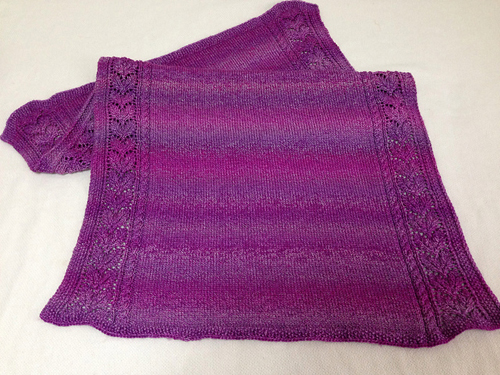 Lap Blanket - Free Pattern