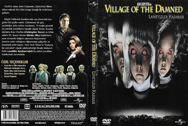 Village of the Damned (1995) DVD