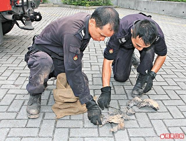 網路焦點: 筲箕灣炸彈