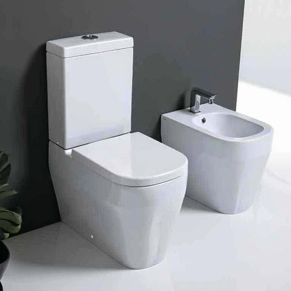Modecor Toilet Suites Meco Studio Back To Wall Toilet Suite