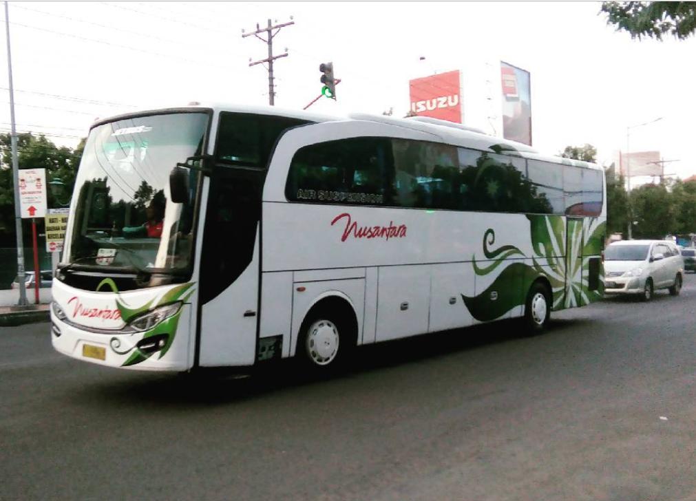 Agen Bus Semarang Kudus Bojonegoro Po Nusantara