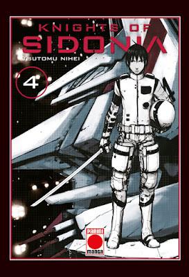 COMIC - Knights Of Sidonia #4 Nihei Tsutomu  (Panini - Enero 2018)  Comic - Manga - Ciencia Ficción  COMPRAR ESTE COMIC EN AMAZON ESPAÑA