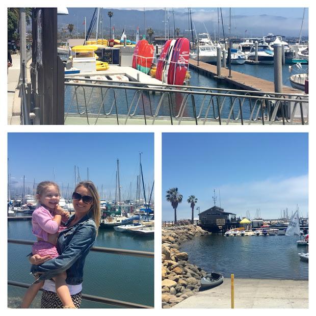 Lindas Usa Santa Barbara Art Walk & Lil' Toot