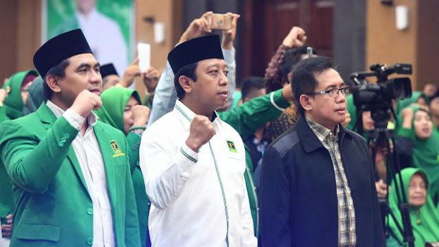 Ketum PPP Romahurmuziy Disebut Terang dalam Dakwaan KPK