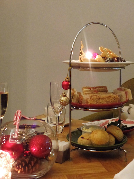 Festive Afternoon Tea 2015 Hyatt Regency Birmingham