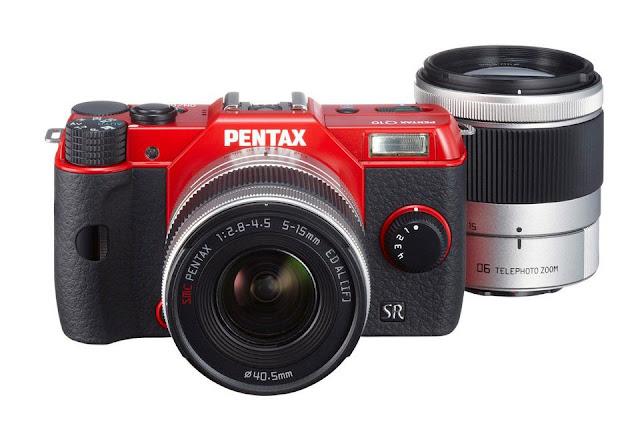 Keunikan Kamera Mirrorless Pentax sebagai Kamera Mungil untuk Traveling