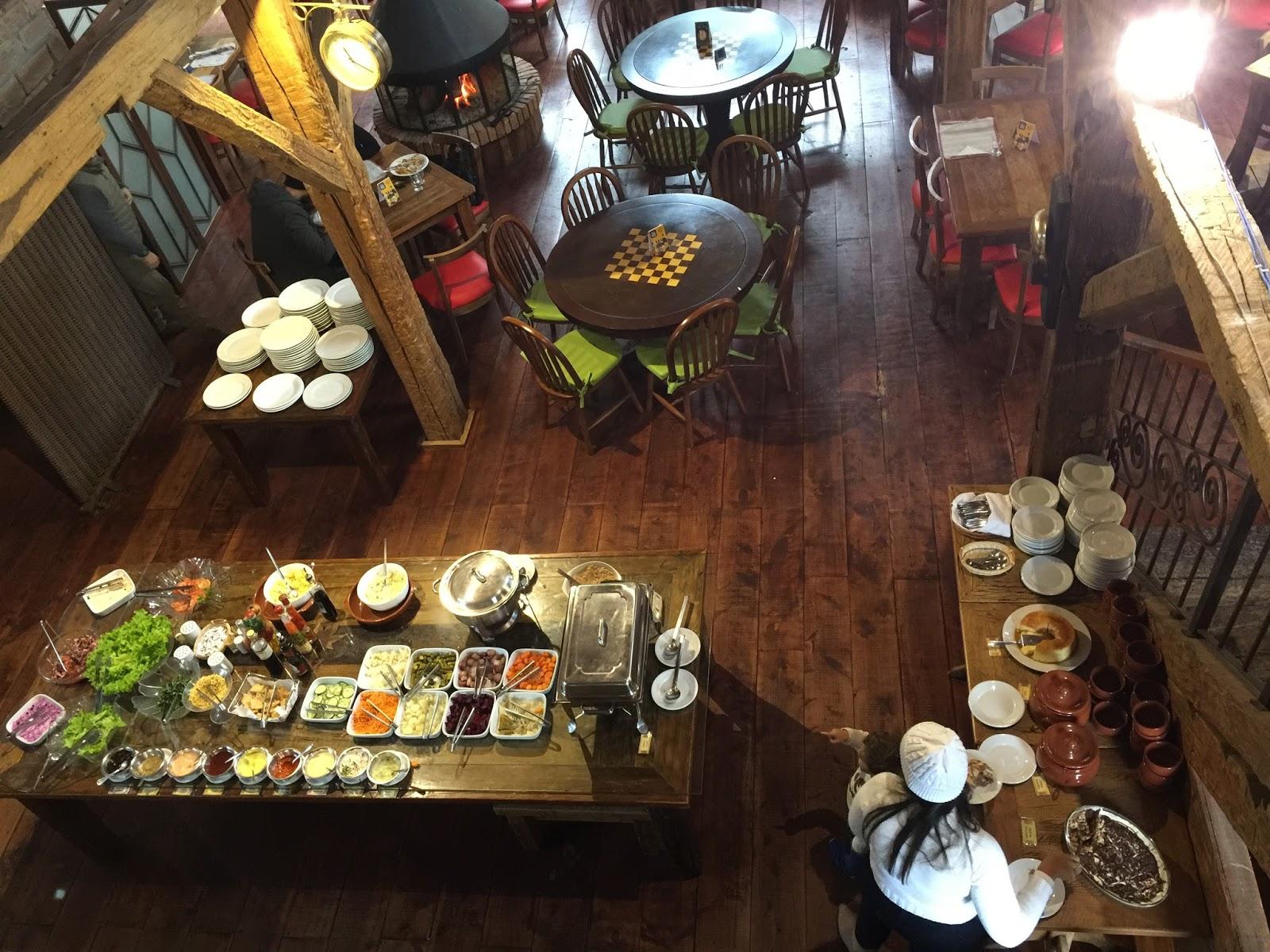 Buffet Restaurante Estação Canela