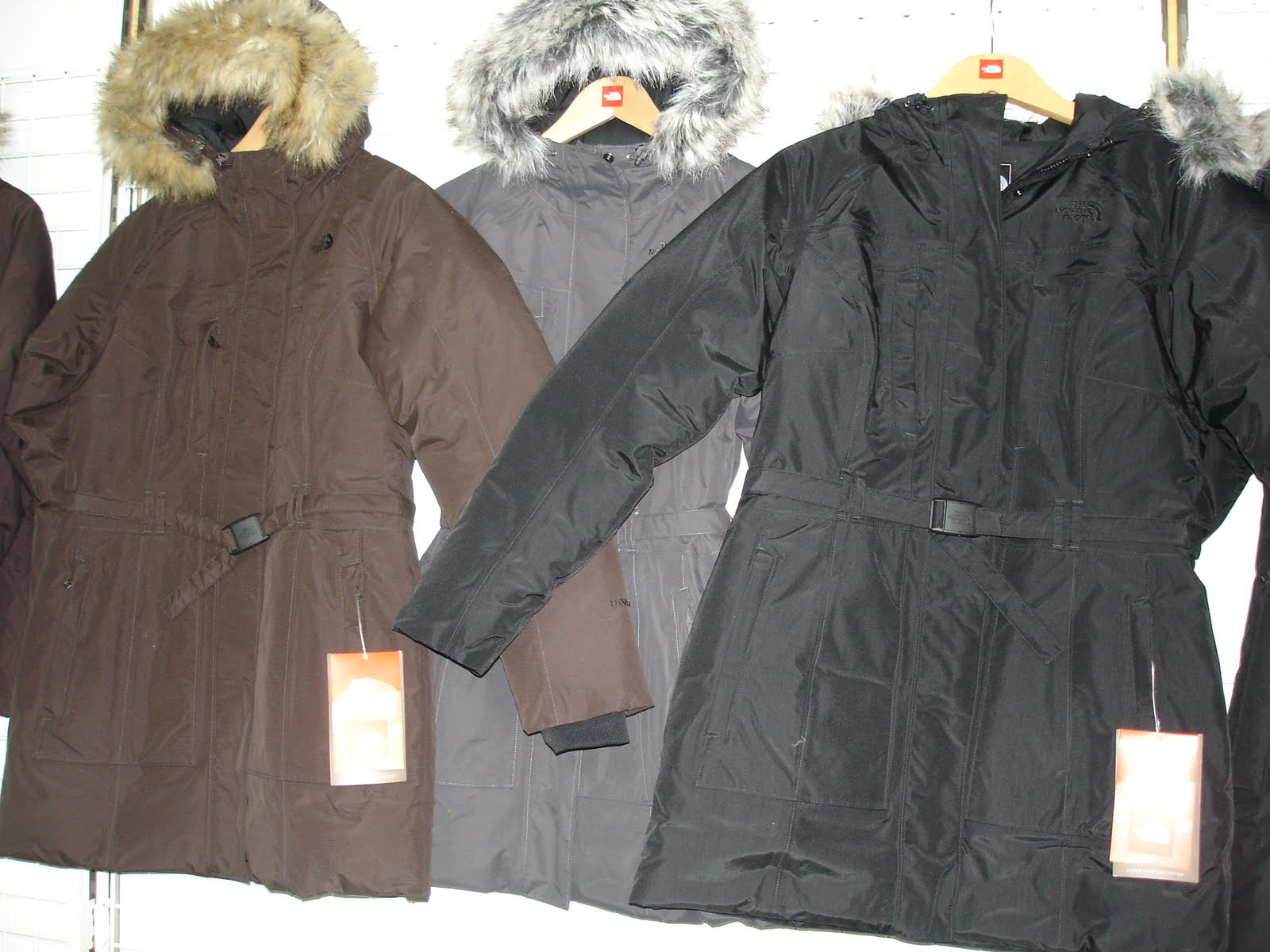 54ad7c305f8 Sneak Peak Preview #6: The North Face Women's Brooklyn Jacket and Upper  West Side Jacket