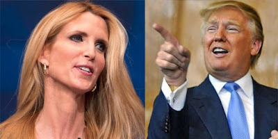 When Is Trump Going to Dump Melania for Ann Coulter?