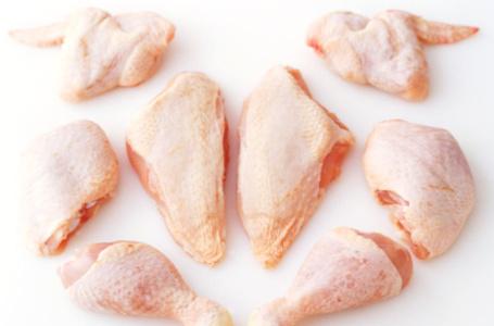 ayam potong 8 bagian