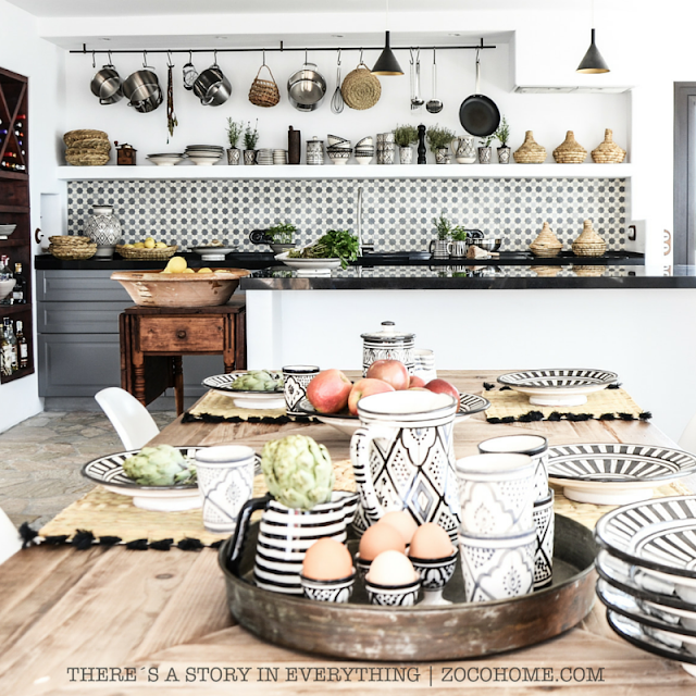 Zoco home dining • the Round Button blog
