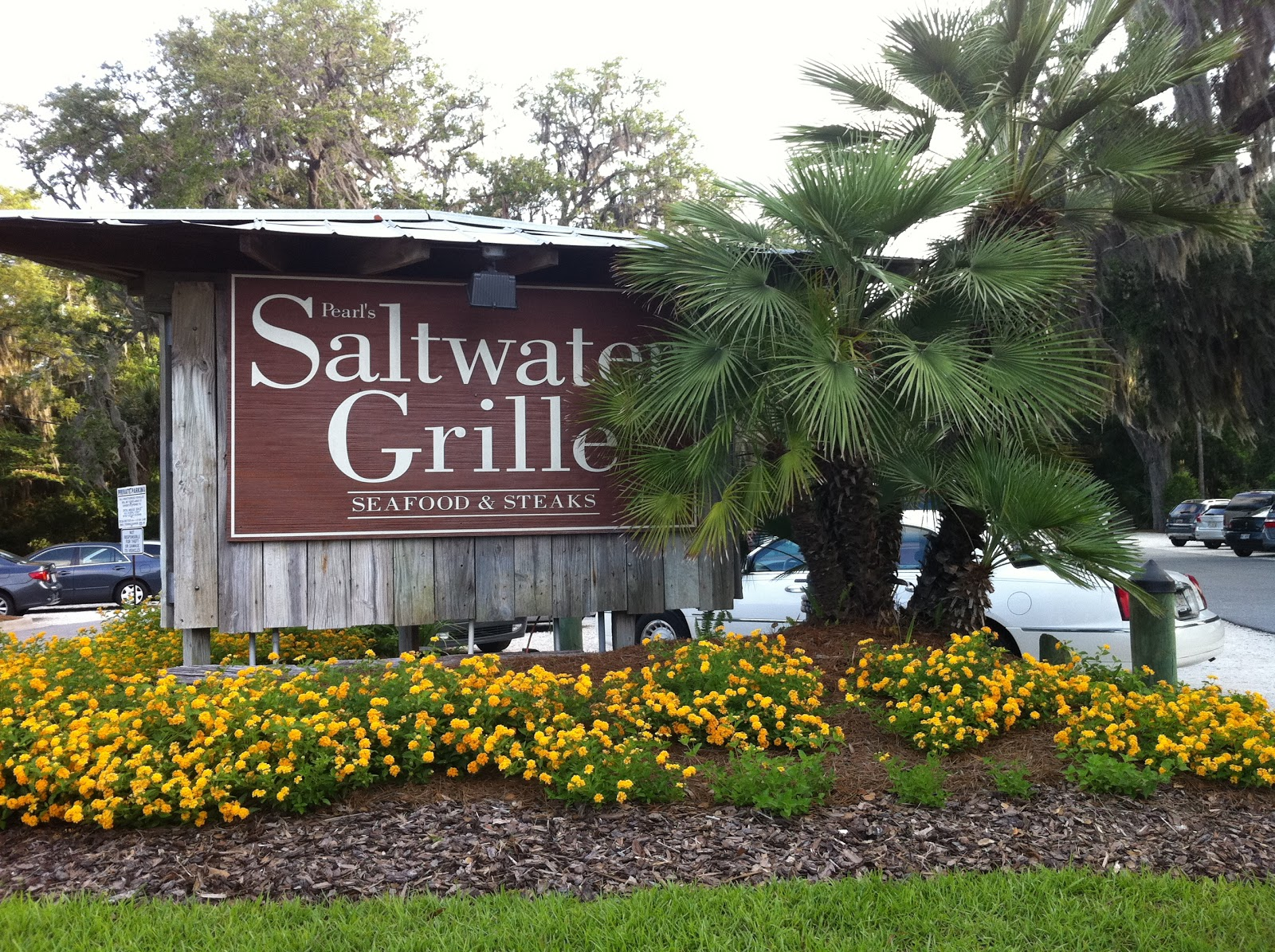 Review Pearl S Saltwater Grill Savannah Ga The Dish