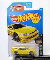 Hot Wheels Custom '01 Acura Integra GSR