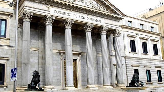 Política. Diario de sesiones de las Cortes Generales. XII Legis