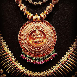 Gold, Necklace, Kerala, Kerala Wedding, Wedding, Indian wedding
