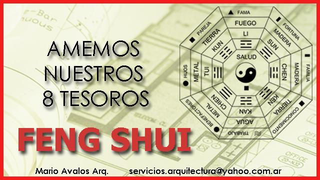 Arquitectura y feng shui amemos nuestros 8 tesoros - Arquitectura y feng shui ...