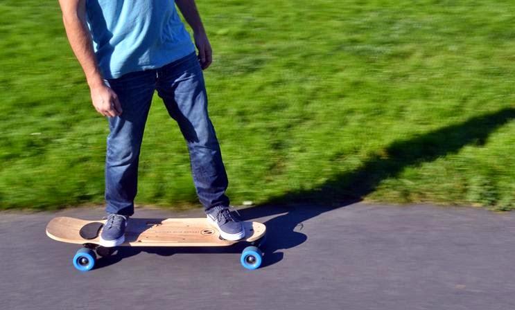15 High Tech Skateboards