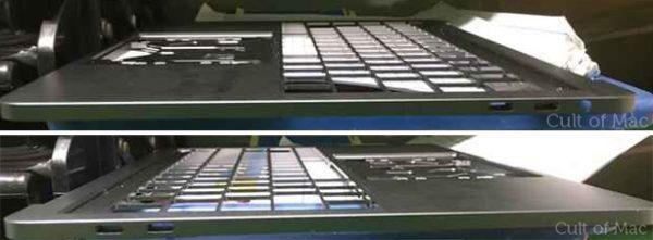 تسريبات جديدة لحاسوب ماك بوك برو MacBook Pro