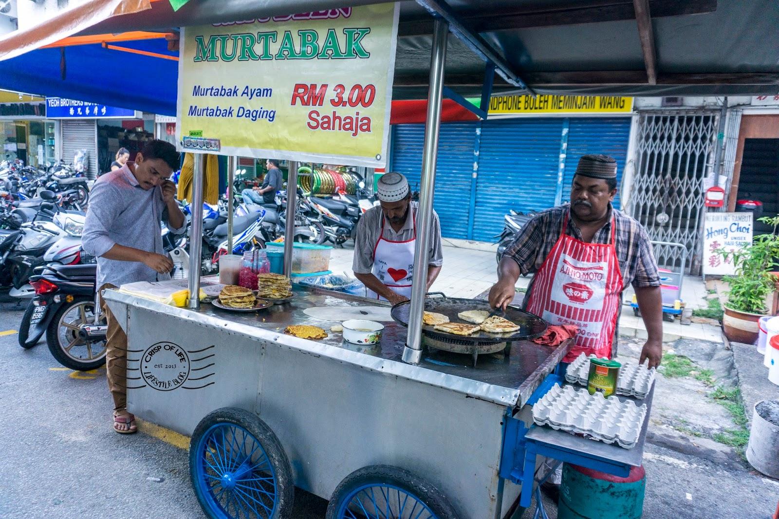 Bazaar Ramadan in Penang