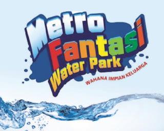 Tiket Masuk Metro Fantasi Waterpark Bandung