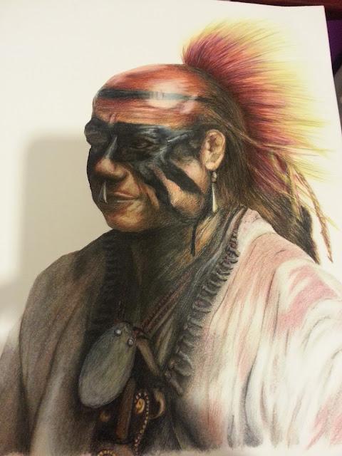 David McGee Indian