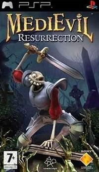 Download MediEvil Resurrection CSO PPSSPP