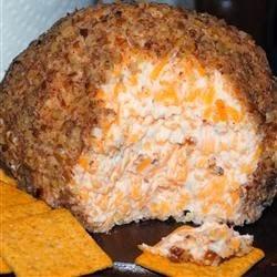Buttermilk Ranch Cheeseball – Tasty Apron