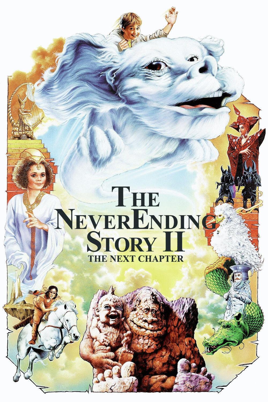 The NeverEnding Story II The Next Chapter (1990) มหัศจรรย์สุดขอบฟ้า 2 (ซับไทย)