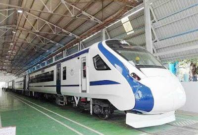 Train 18 Will Run Between Delhi And Varanasi