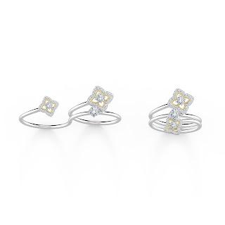 Finger Ring - Single & Double-