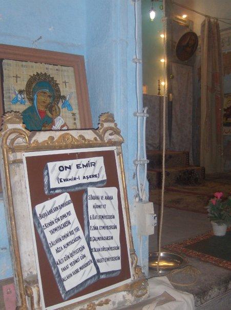 Kırklar Kilisesi (Mor Behnam) mardin