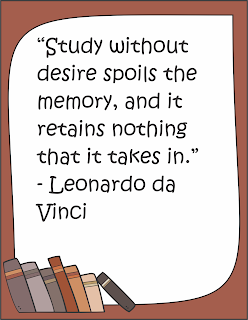 Quotation Leonardo da Vinci