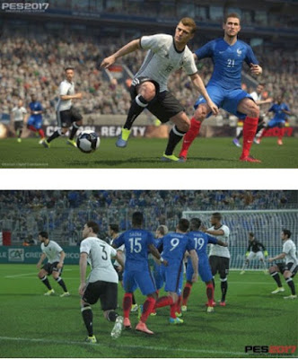Download PES 2017 iso Android Apk Data