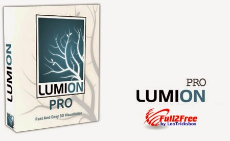 Software : Lumion PRO 4.5.1 X64 + Patch