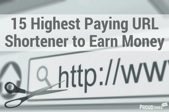 highest paying url link shortening websites