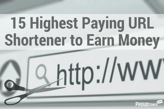 highest paying url link shortening websites