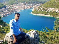 Poruka načelnik Marino Kaštelan Sveti Jere Pučišća slike otok Brač Online