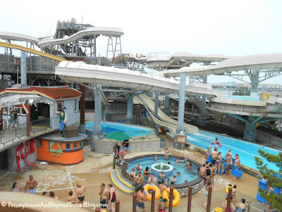 Morey's Piers - Raging Waters Adventure Water Park Wildwood New Jersey